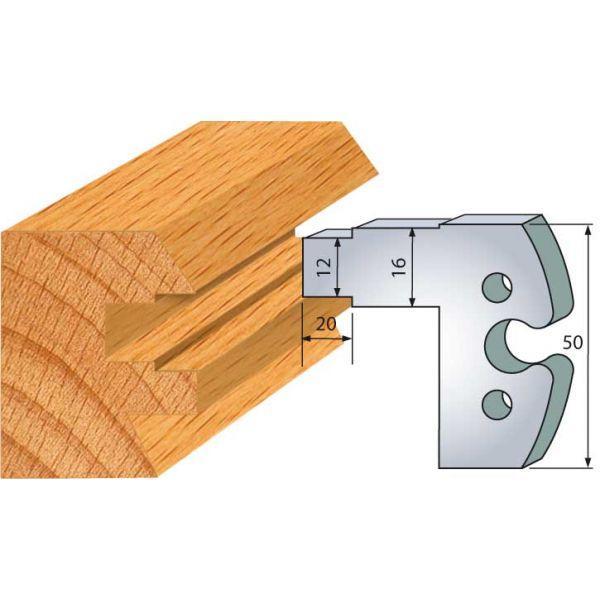 jeu de fers de toupie cremone de 16 mm outils pour traviller le bois. Black Bedroom Furniture Sets. Home Design Ideas