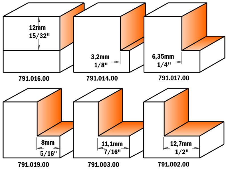 fraise feuillurer plaquettes queue de 8 mm. Black Bedroom Furniture Sets. Home Design Ideas
