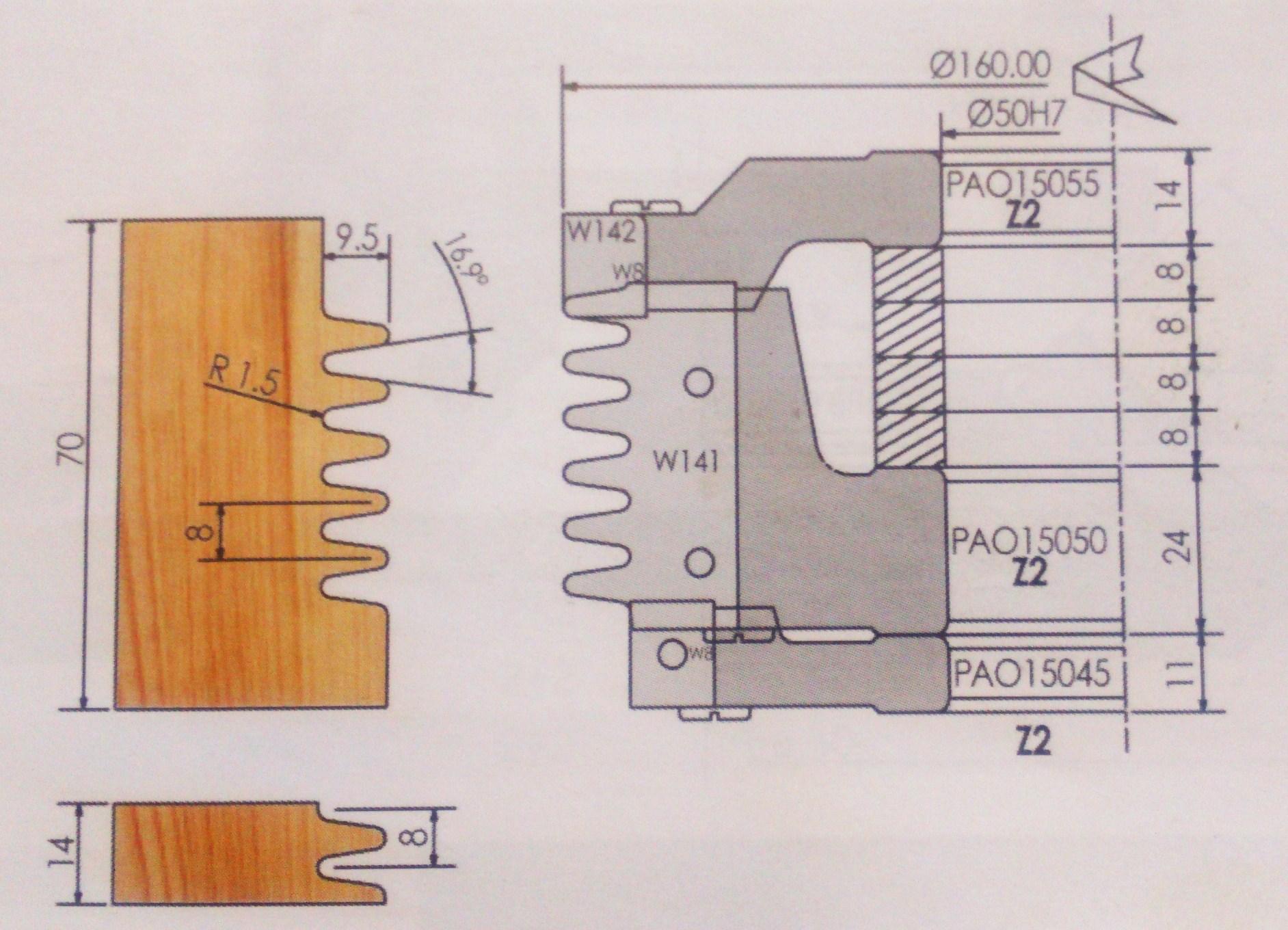 bouvetage du bois assemblage du bois les outils pour toupie. Black Bedroom Furniture Sets. Home Design Ideas
